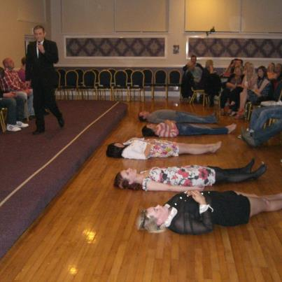 Advanced Diploma Training – Clinical Hypnosis  Stage Hypnosis